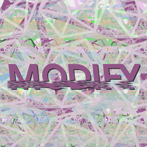 Modify Records  is an online cooperative, an independent artist's association thrown in France, Germany and Greece. Operates along underground electronic culture.  Modify Records picks essentials from the current decade.