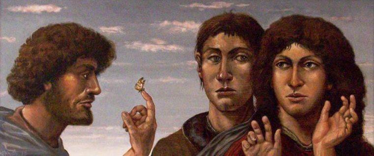 Κωνσταντίνος Παλιάν   Γεννήθηκε στην Κύπρο το 1954, μαθήτευσε κοντά στους ζωγράφους Τ. Κάνθο, Α. Λαδόματο και στο γλύπτη Ν. Δημιώτη. Σπούδασε Αρχιτεκτονική στο Α.Π.Θ. (1972-1978). Διδάσκει σχέδιο και ζωγραφική από το 1980 σε πολλούς πολιτιστικούς φορείς. Αρχιτέκτων, συνιδρυτής και μέλος καλλιτεχνικών ομάδων, συγγραφέας σειρών κειμένων για την Τέχνη και τις τεχνικές σχεδίου, τακτικός συνεργάτης στη Μικρή Πινακοθήκη «Διαγώνιος», εικονογράφος βιβλίων, εντύπων, εξώφυλλων και design επίπλων, φιλοτέχνης πολλών τοιχογραφικών συνόλων και ζωγράφος/αποκαταστάτης παλαιότερων τοιχογραφιών σε κτίρια της Θεσσαλονίκης, στο βορειοελλαδικό χώρο και στο Άγιον Όρος, διδάσκαλος σε ελληνικά και διεθνή μεταπτυχιακά προγράμματα, συμμετέχων στην 1η Biennale Θεσσαλονίκης το φθινόπωρο 2007 και πρόεδρος του Συλλόγου Καλλιτεχνών Εικαστικών Τεχνών βορείου Ελλάδος.
