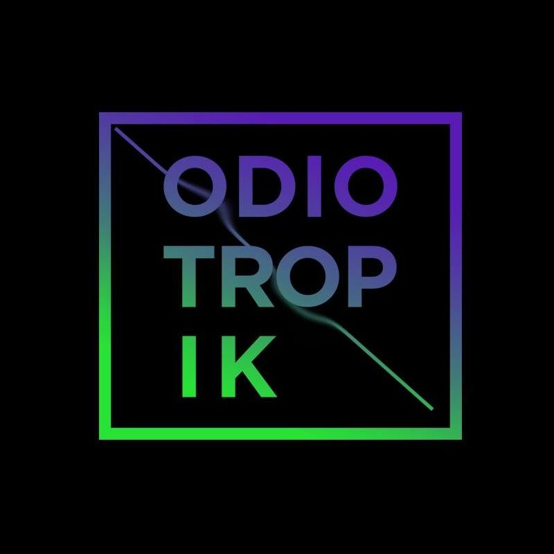 Odiotropik Discos  is a digital zone dedicated to the outsiders of music industry.  Difficult to find vinyls & tapes for sale, with an emphasis on modern independent sounds.  Join this enigmatic atmospheres and...kiss the lips of creation!!