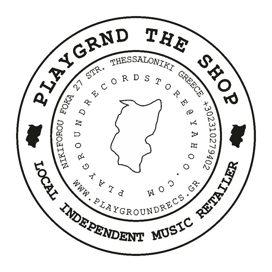 Playground Record Shop  is a small independent record shop located in the centre of Thessaloniki.