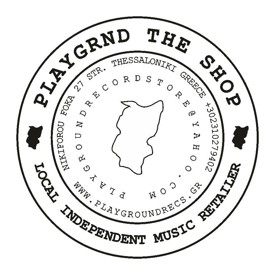 Playground Record Shop