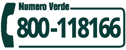 num verde 800-118166