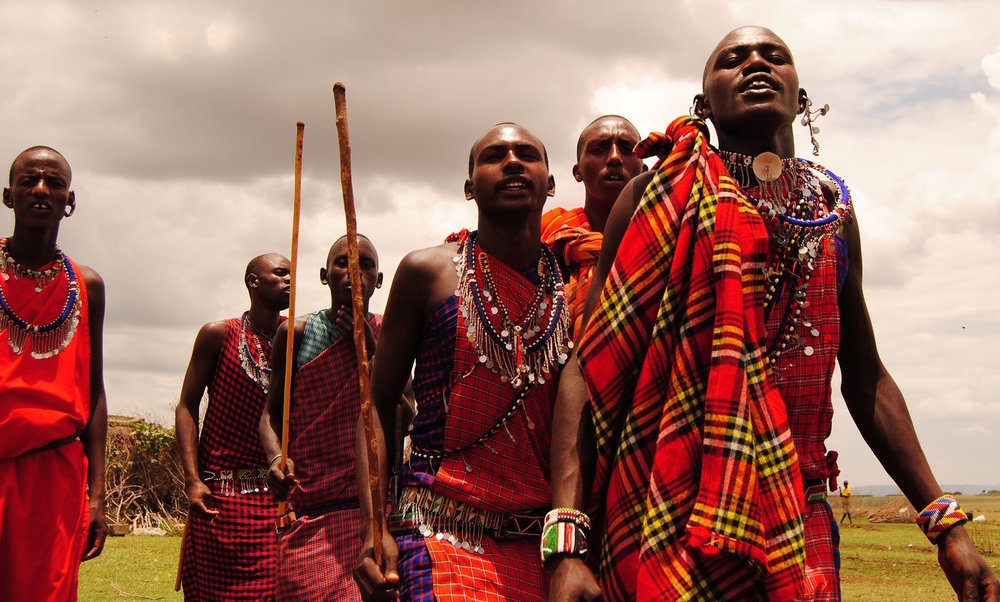 dignity.          Pride.        Strength.       Courage.       Grace. - The Maasai remind the world what truly matters. Beyond material obsessions for material and social gain, there are values. Traditions. A way of life that transcends.