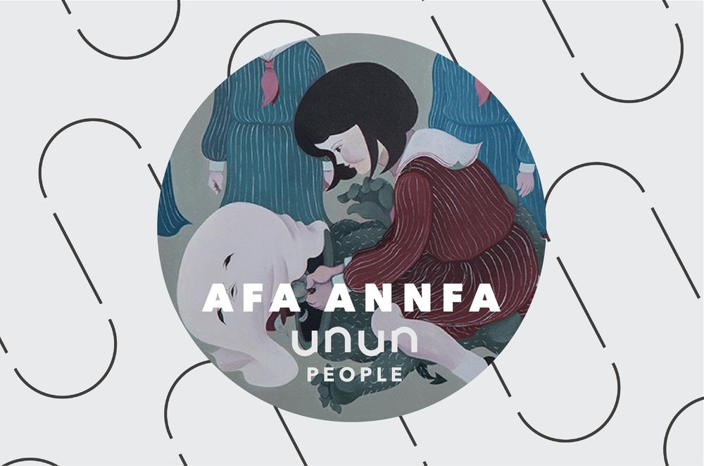 Afa Annfa  Visual Artist