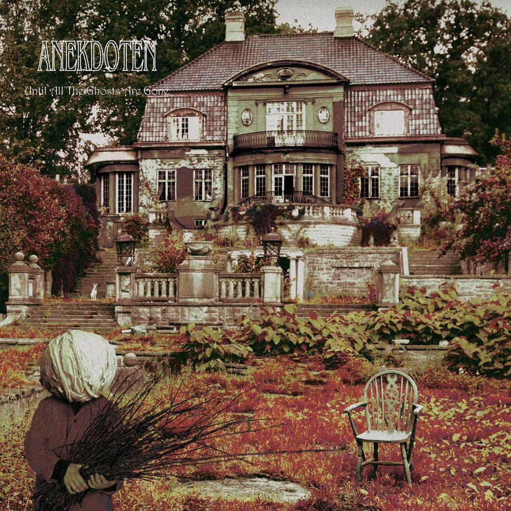 6 ANEKDOTEN - MARTY 有份feature 的一張唱片。他們是一隊Swedish Progressive Rock Band。因為想支持他所以買下了。