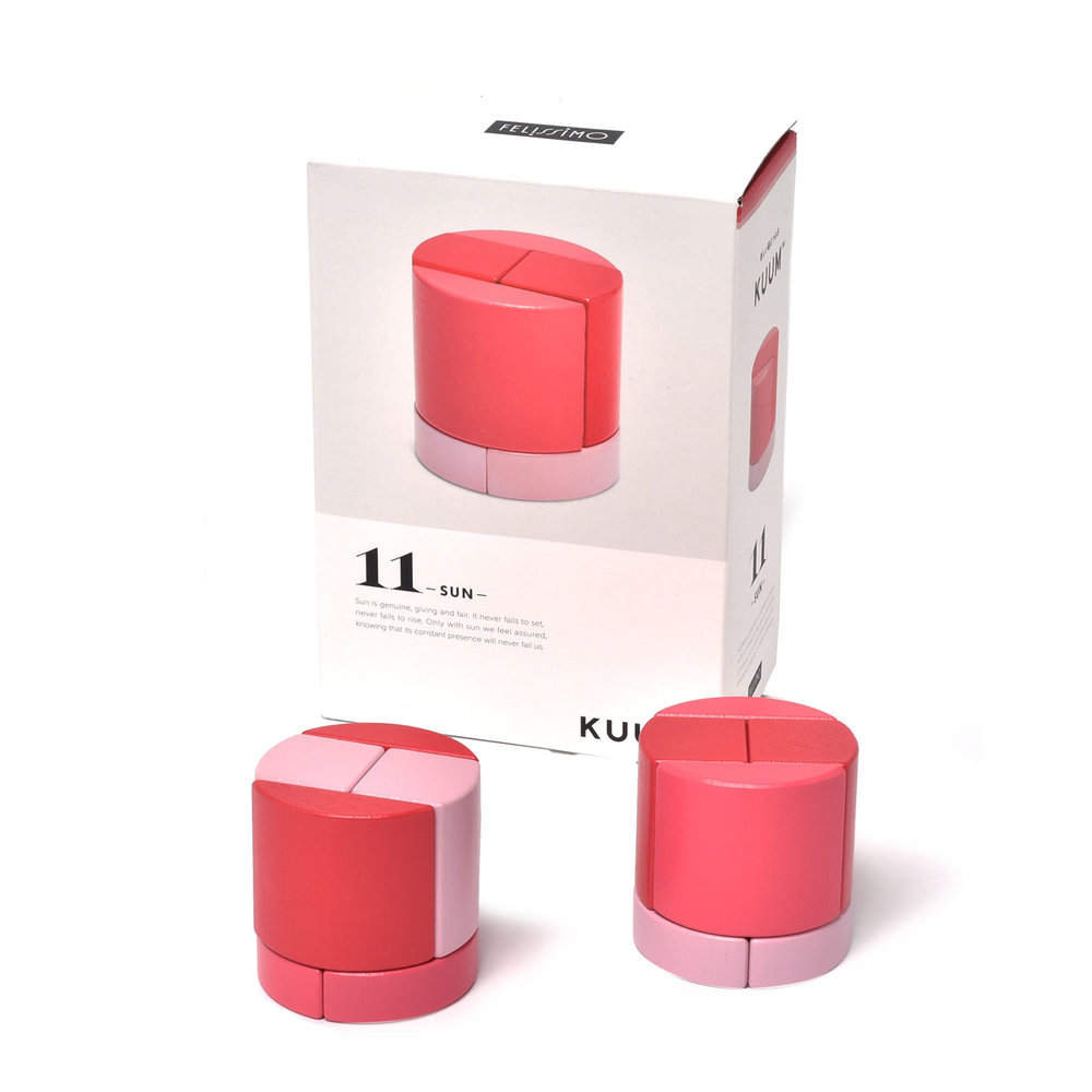 11 Sun (rouge pink)