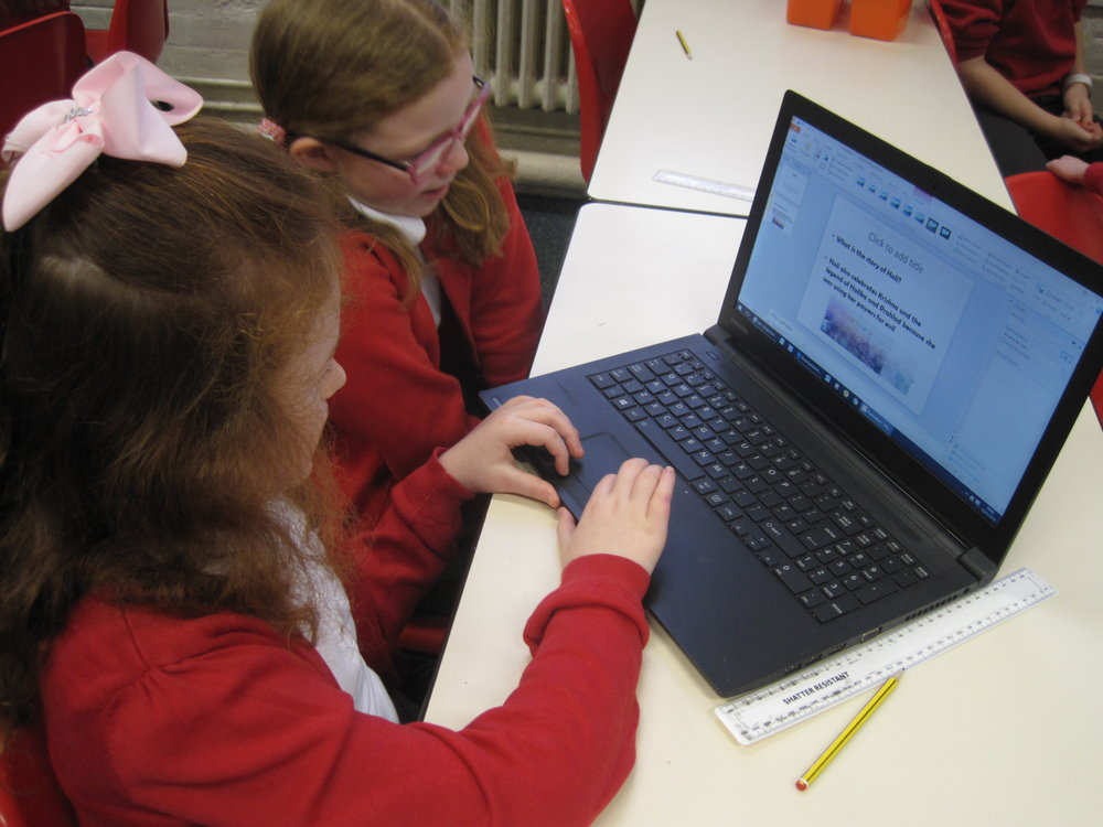 - All classes sign an E-Safety Agreement at the start of each academic year.