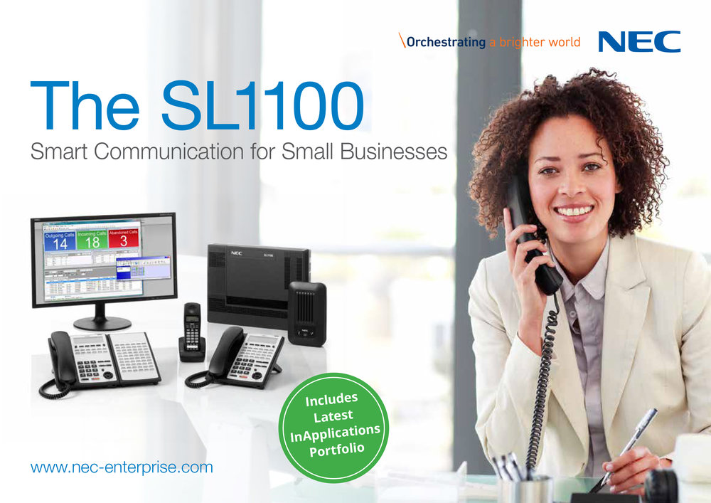 NEC SL1100 Brochure Cover.jpg