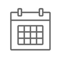 Makeup School Calendar