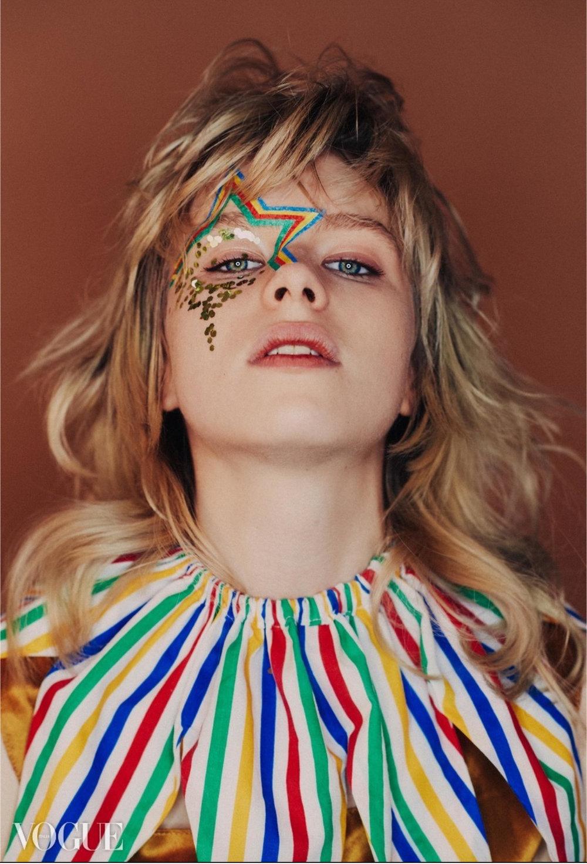 Vogue Italia Cassie Lomas Makeup Academy
