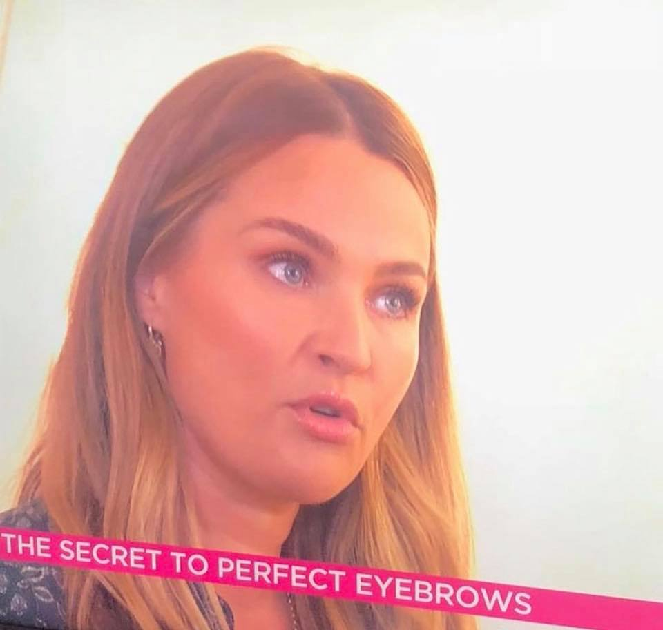 Cassie Lomas Makeup Academy Brow Talk