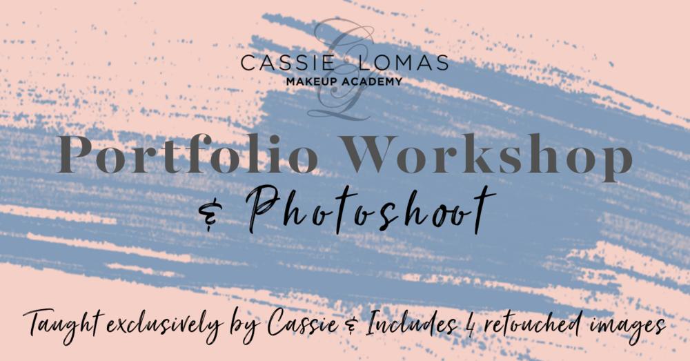 Cassie Lomas Portfolio Workshop