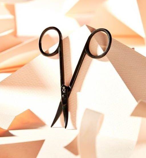 Eyebrow scissors - £12.50