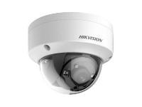 Analog domekamera - HIKVISION DS-2CE56D7T-VPIT(3.6mm) HD1080p Dome EXIR 20m True WDR IP66 IK10Beskrivelse:Hikvision EXIR Dome Camera DS-2CE56D7T-VPIT - CCTV-kamera - kuppel - utendørs - hærverks- / værbestandig - farge (Dag og natt) - 2 MP - 1080p - M12-montering - fastfokal - HD-TVI - DC 12 VProduktnavn:DS-2CE56D7T-VPITPris: Kr. 580,- eks. mva. ( 725,- inkl. mva)