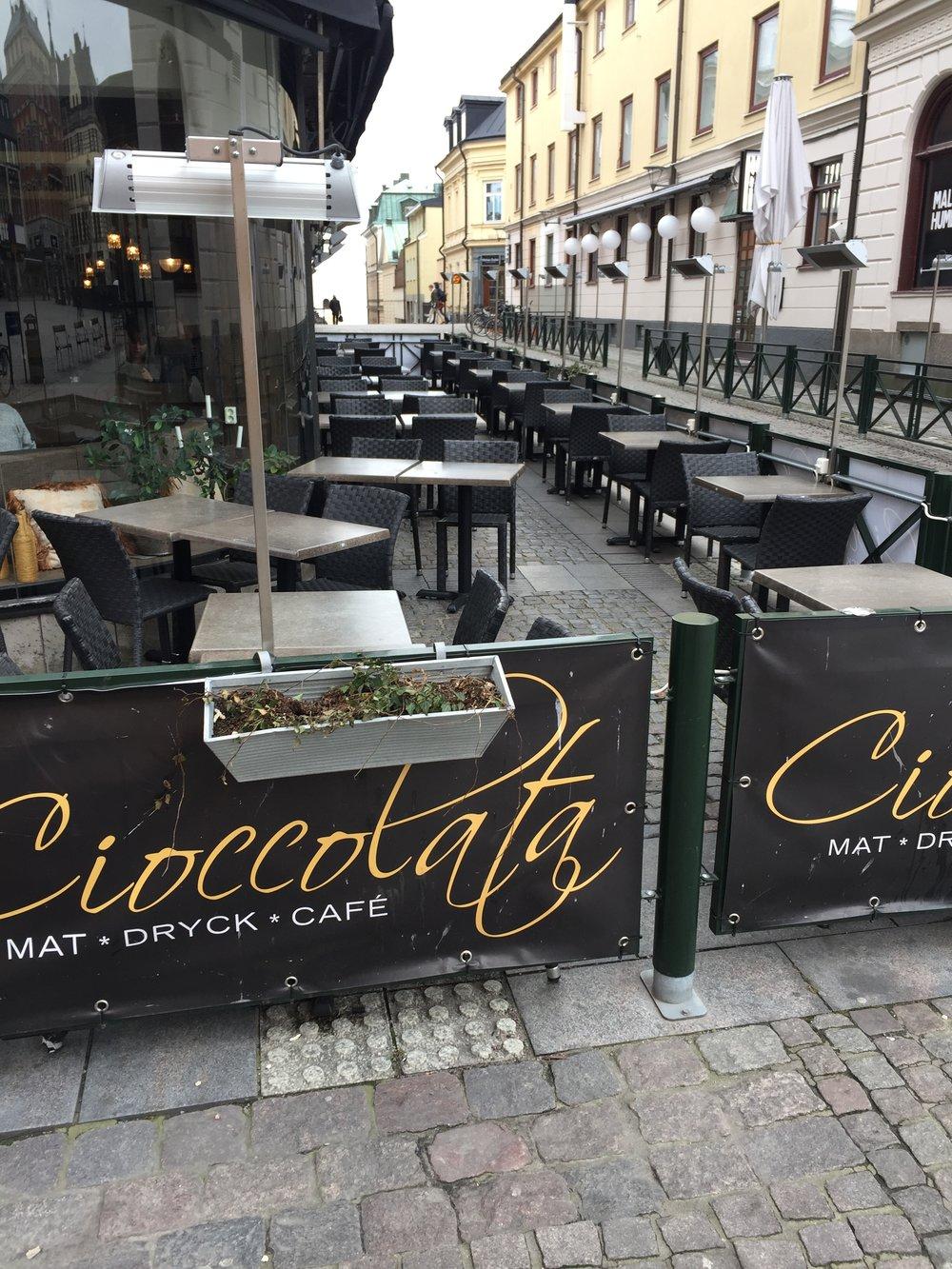 Café Cioccolata