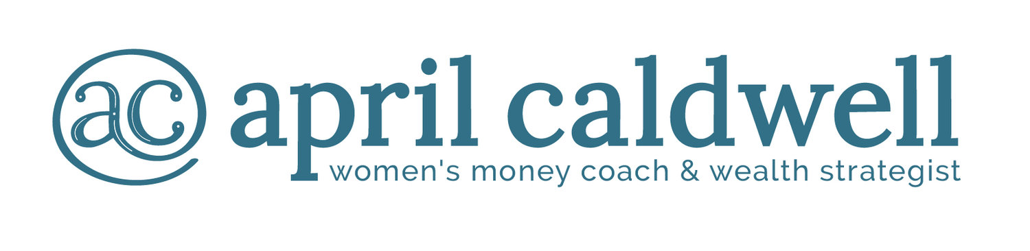 Money Coach, April Caldwell