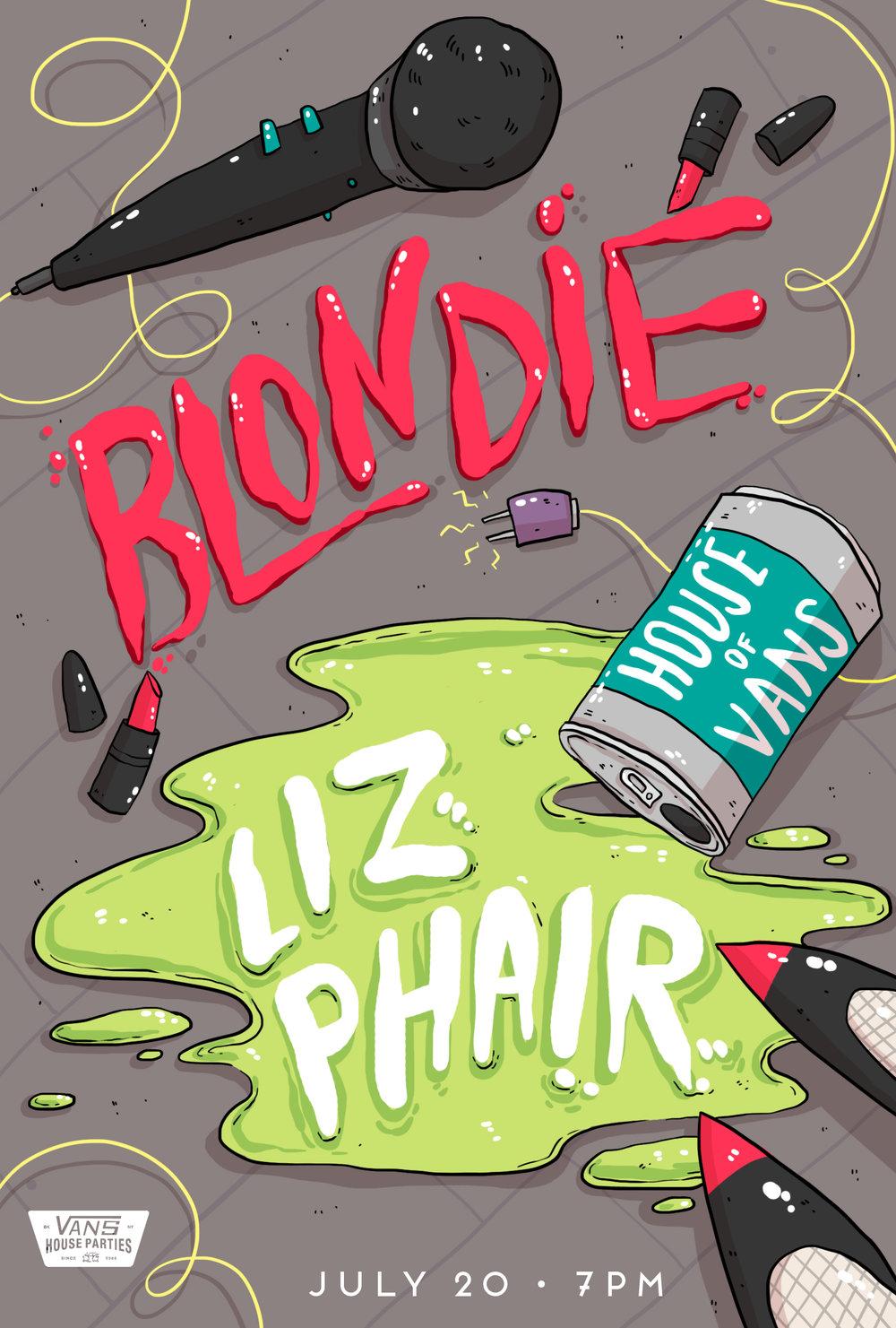 Blondie x Liz Phair