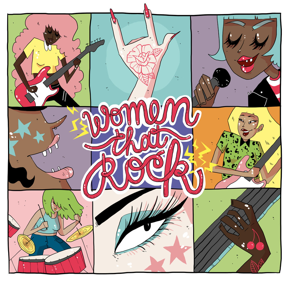 Women that Rock!