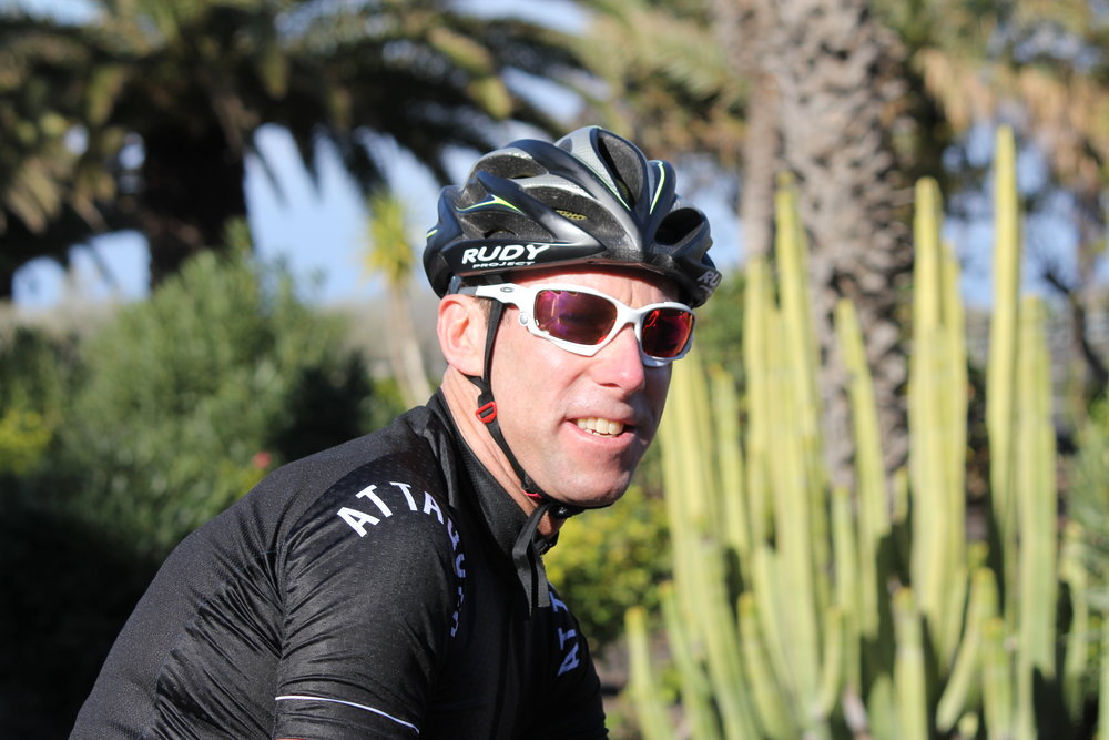 Tenerife Cycle Training Camps and Holidays