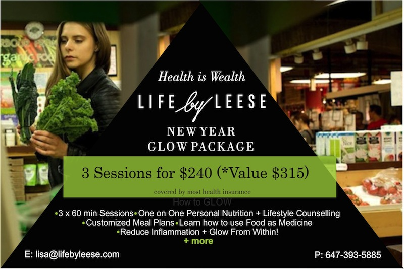 NUTRITION LIFEBYLEESE HOLISTIC SPECIAL