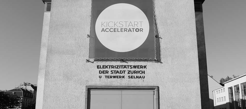 Zurich - Kickstart Accelerator3 October 2018