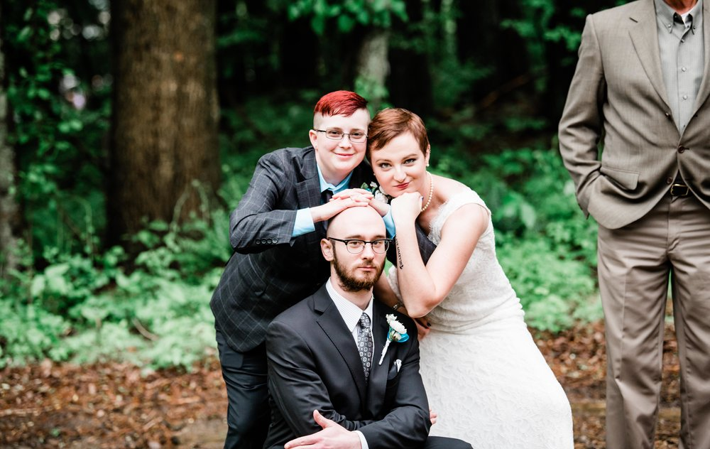 North Point State Park Wedding