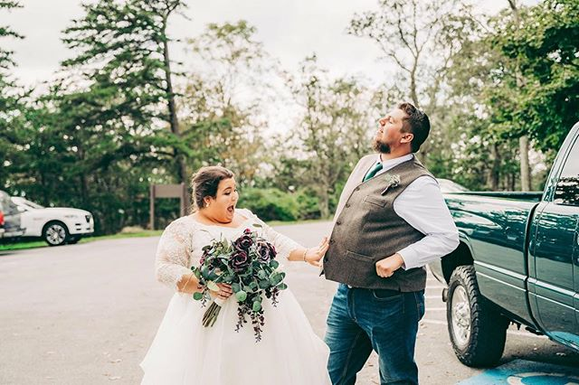"""""""Oh my gosh, I can't believe it!"""" Congratulations to the sweetest couple Raven and Johnny who tied the knot over the weekend!  Venue: Tea Room in Gambrill State Park Wedding Dress: @davidsbridal  Cake: @tastethiscake  Caterer: Keystone Family Restaurant Rentals: @bohemesjubilee  #weddinginspo #weddingday #weddingdream #weddingdress #weddingphotography #weddingphotographer #elopementwedding #elopementphotographer #elopementlove #styledshoot #styledwedding #styledweddingshoot #marylandweddingphotographer #destinationweddingphotographer #authenticlovemag #bmorecreatives #landrumphotographycouples #annapolisweddingphotographer #virginiaweddingphotographer #pennsylvaniaweddingphotographer #howheasked"""