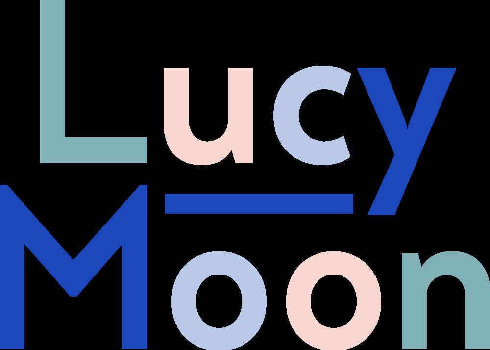 Han Valentine | Graphic Design | Lucy Moon | Branding | Identity | Typography | Logo