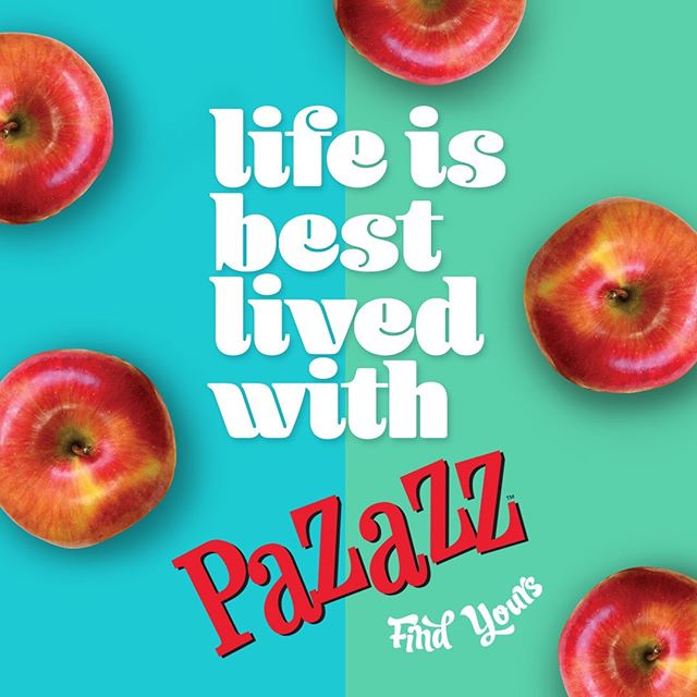 Pazazz are in stores now! Find Yours today! #wowrightnow #pazazz #apples #produce