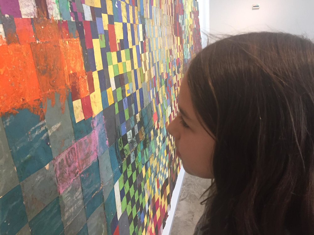 """Art Around You' is a chance to expose children to the various art exhibits on display in and around Normal (photo courtesy of Laura Kennedy/WGLT)"