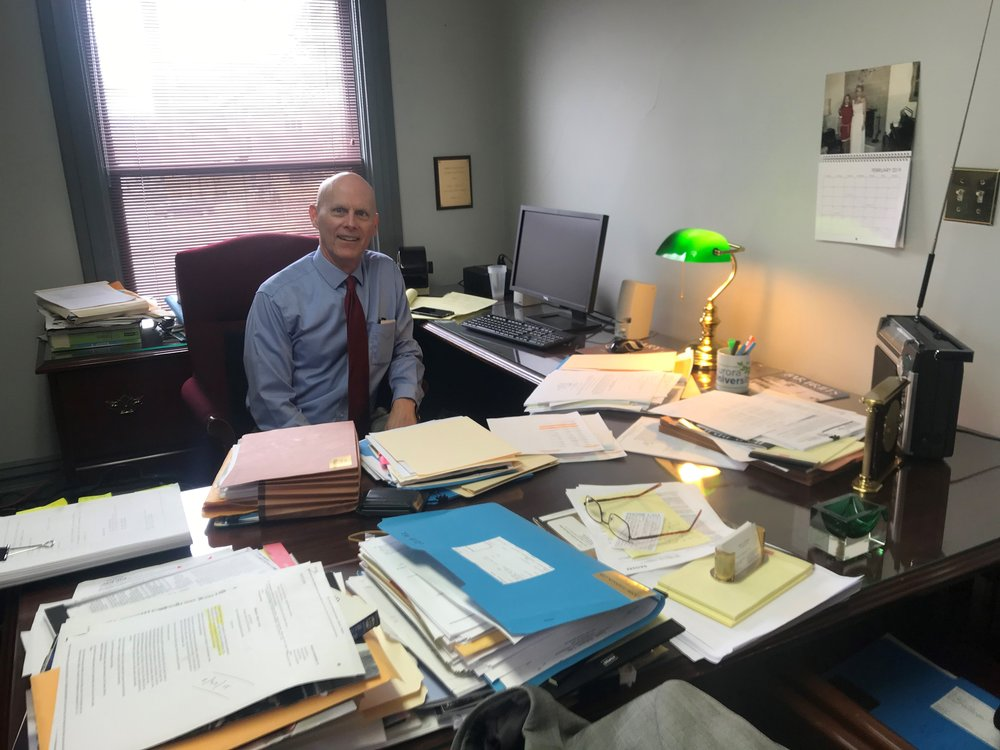 Aurora based attorney Gary Johnson remembers his role in the Jeanine Nicarico trial in his upcoming book 'Luck Is A Talent'
