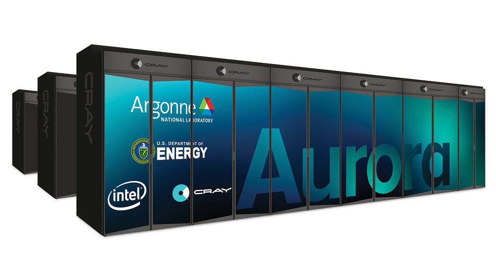 The Aurora super computer at Argonne National Lab will be the fastest in the country when complete in 2021. It will be able to calculate one-quintrillion calculations per second