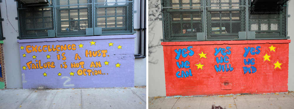 School,Harlem NYC