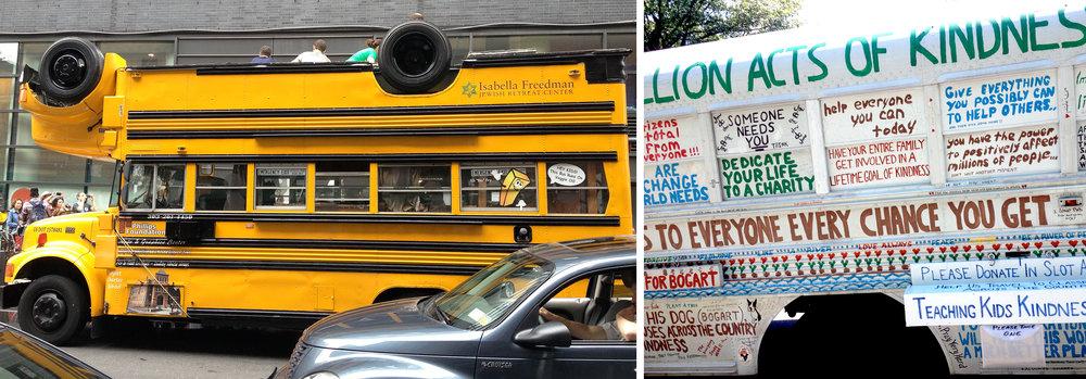 Buses, NYC