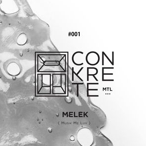 //001 - Melek - The Tape the started it all! The first one to break 1000 plays before Soundcloud shut us down and the the woman that got the ball rolling for all of us. She turned heads when this tape first dropped and now it's back to turn them all again <3