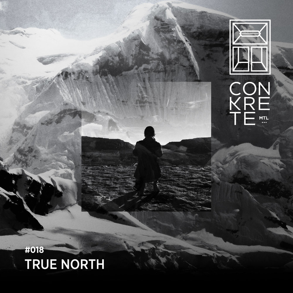 //018 - True North - Oh yes fam! The time has finally come to take you all back to school and what better way to ring in the new class than to hand the decks over to the newest member of the team?! This young gun has already won props from all of us and we've barely seen the tip of the iceberg.Ladies and gents, to mark our 3rd year anniversary we proudly present to you.. The Conkrete Tapes // 018 - True North