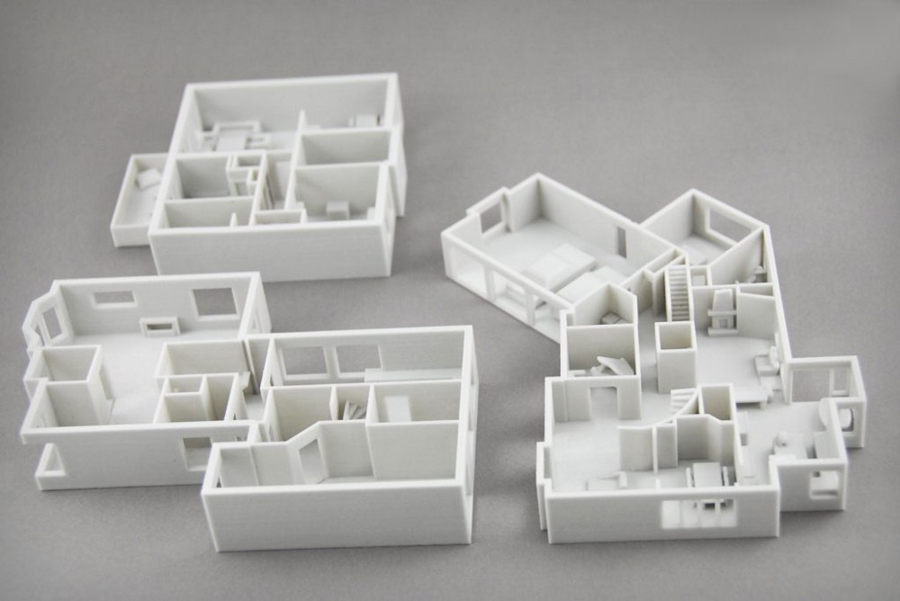 Experiment with different layouts. Source: i.materialise
