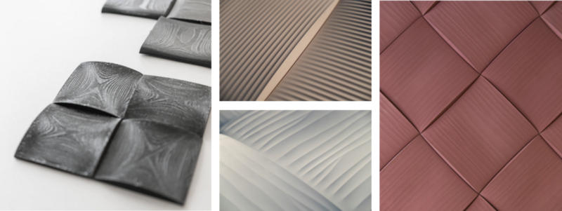 Test different surfaces and materials. Source: Note Design Studio