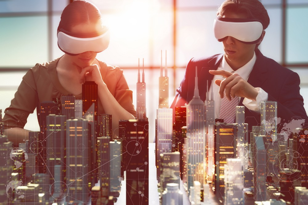 VR enables architects to apply bolder and more experimental expressions to their designs— Source: Adobe Stock