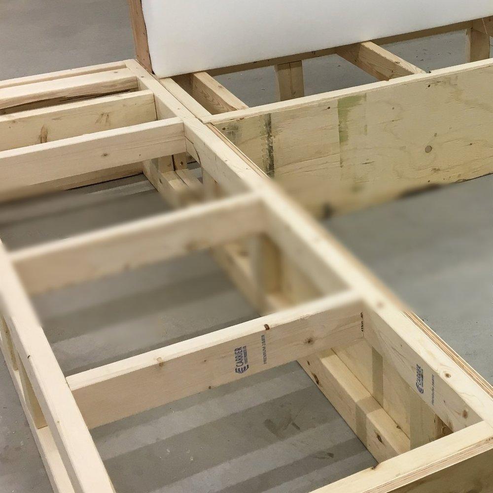 custom build -