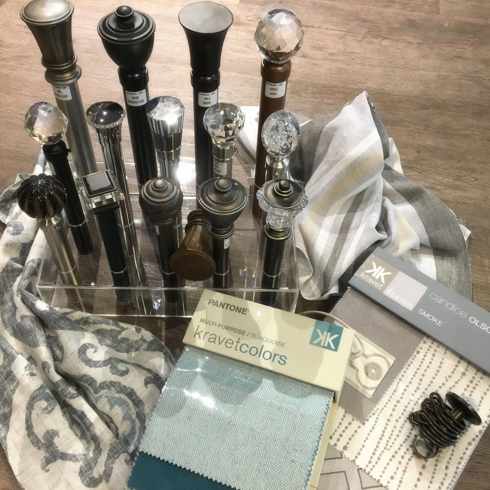 hardware options - from basic to decorative