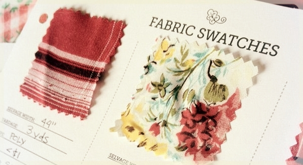 swatch samples