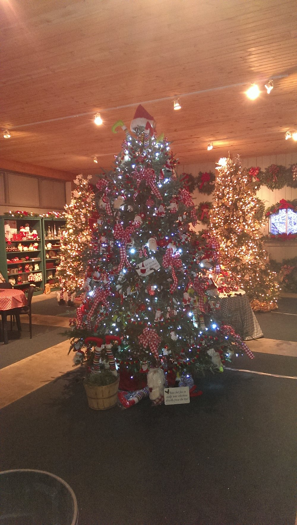 DECK THE HALLS AT OUR - Christmas shop
