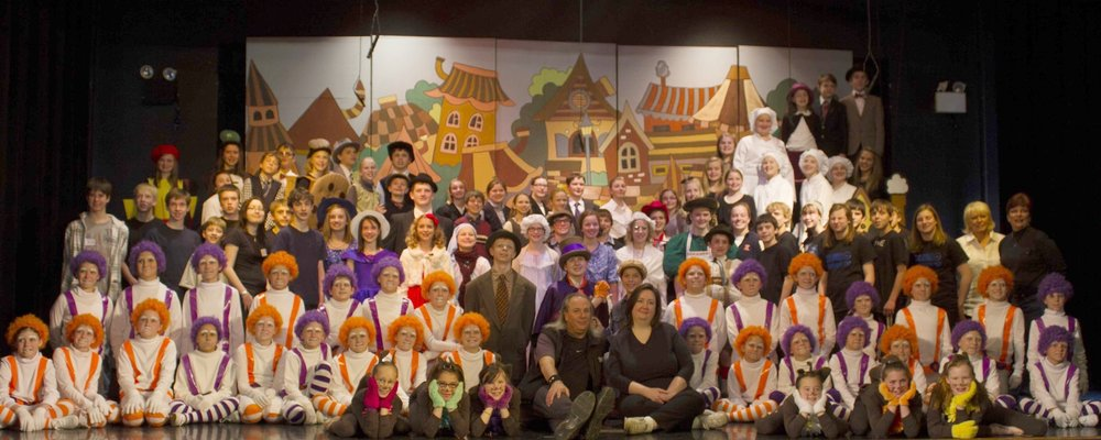 Willy Wonka, Spring 2011