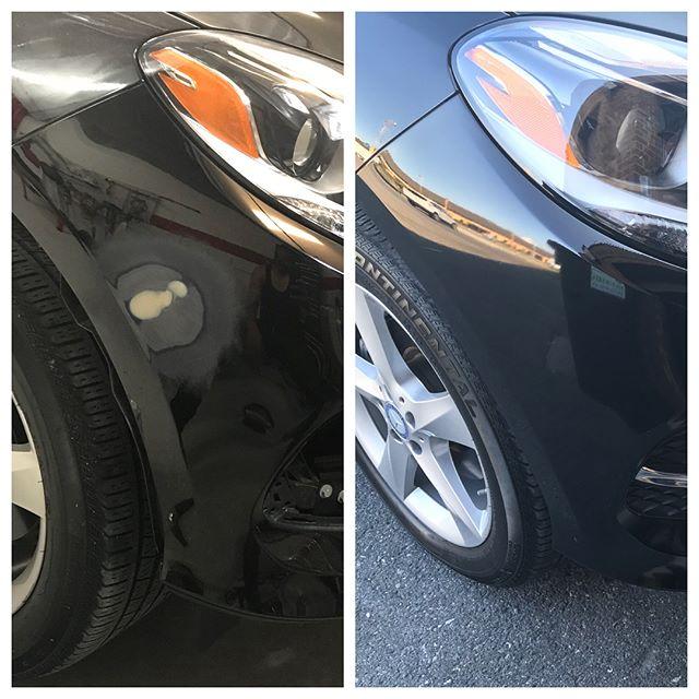 Bumper Refinishing. #mercedesgle #bumperrefinishing #bumperholerrepair #BumperScratch #BumperReplacement #smartrepair #paintlessdentdoctor #bumperdentrepair #bumperpainting #baltimorebumperrepainting