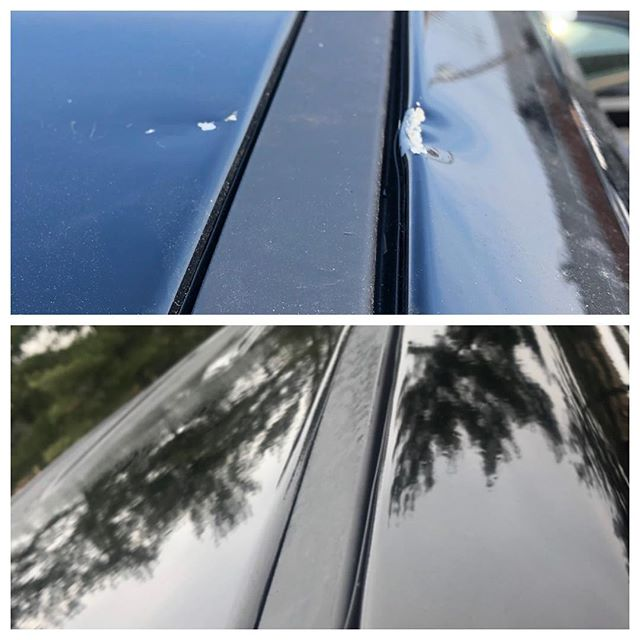Body Repair & Paint. #JeepCompass #bodyandpaint #bumperholerrepair #bumperrepair #BumperScratch #BumperReplacement #smartrepair #bumperdentrepair #bumperpainting #baltimorebumperrefinishing #baltimorebumperrepainting