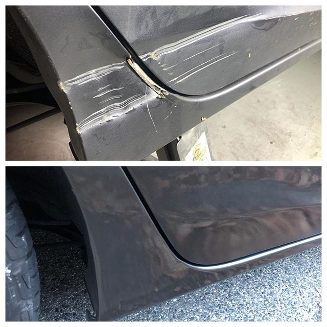 Body Repair & Paint. #hondaaccord #bodyandpaint #bumperholerrepair #bumperrepair #BumperScratch #BumperReplacement #smartrepair #bumperdentrepair #bumperpainting #baltimorebumperrefinishing #baltimorebumperrepainting
