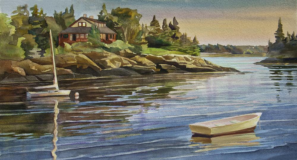 Sylvester Cove, Days End