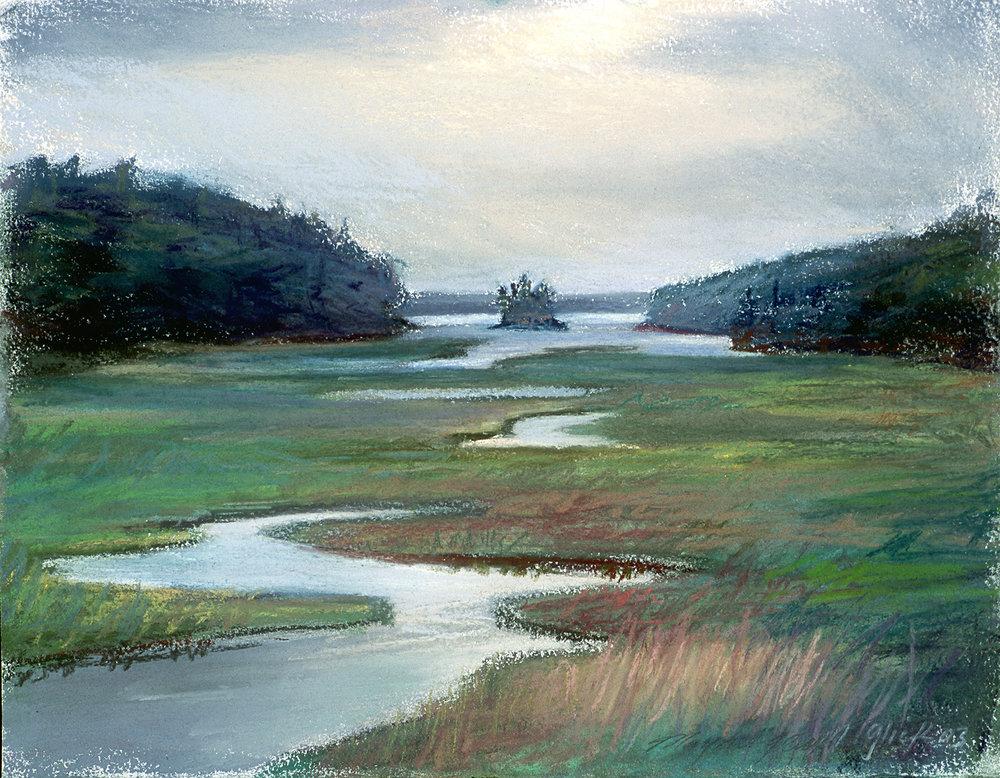Orrs Island Estuary