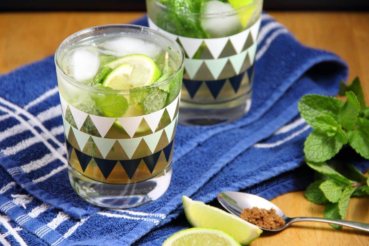 Alcohol-free drinks | Three Delicious Detoxtails for Dry January